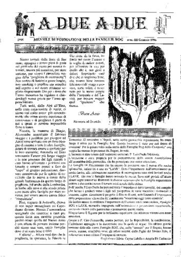 Tracce mensili 1996