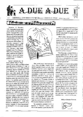 Tracce mensili 1997